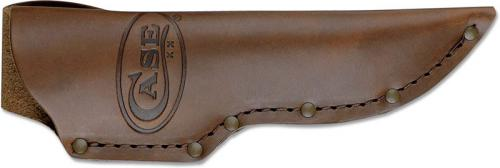 Case Ridgeback Hunter Sheath, Leather, CA-800478