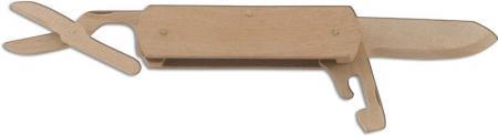 CRKT Wooden Folding Knife Kit, CR-1033