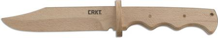 CRKT Wooden Fixed Blade Knife Kit, CR-1034