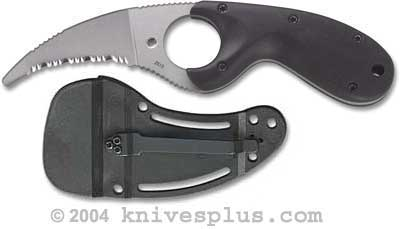 CRKT Bear Claw, Serrated with Tear Drop Tip, CR-2510