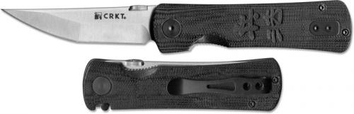 Columbia River Knife and Tool: CRKT Hissatsu 2 Folder, CR-2900