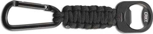 CRKT Bottle Opener Paracord Accessory, Black, CR-9450K