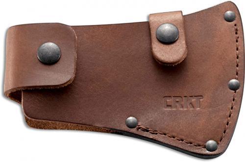 CRKT D2745 Birler Axe Sheath Heavy Duty Leather Made in the USA