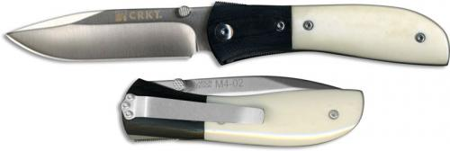 Columbia River Knife and Tool: CRKT Carson M4 Knife, Bone, CR-M402