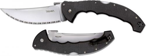 Cold Steel Talwar, Extra Large Serrated, CS-21TTXLS