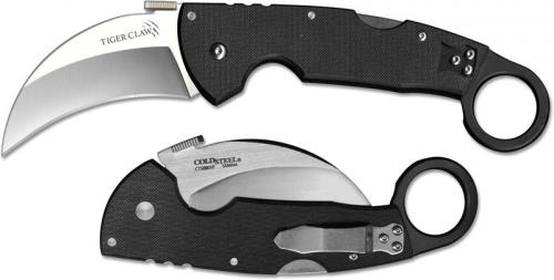 Cold Steel Tiger Claw Knife, CS-22KF