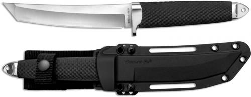 Cold Steel 35AB Master Tanto San Mai Layered Steel Tanto Fixed Blade with Kray-Ex Handle