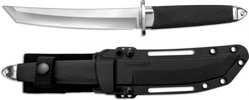 Cold Steel 35AC Magnum Tanto II San Mai Layered Steel Tanto Fixed Blade with Kray-Ex Handle
