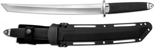 Cold Steel 35AE Magnum Tanto XII San Mai Layered Steel Tanto Fixed Blade with Kray-Ex Handle