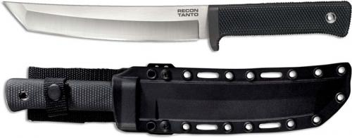 Cold Steel 35AM Recon Tanto San Mai Layered Steel Tanto Fixed Blade with Kray-Ex Handle