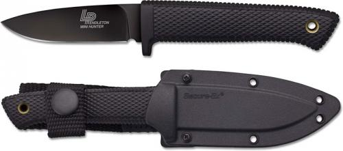 Cold Steel Pendleton Mini Hunter 3V Knife, CS-36LPCM