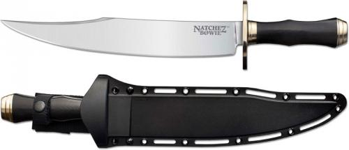 Cold Steel Natchez Bowie Knife, 01 Steel, CS-39LABMS