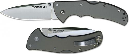 Cold Steel Code 4, Spear Point, CS-58TPCS