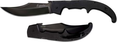 Cold Steel G10 Espada Knife, Extra Large, CS-62NGCX