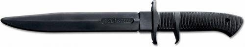 Cold Steel Black Bear Classic Rubber Trainer Knife, CS-92R14BBC