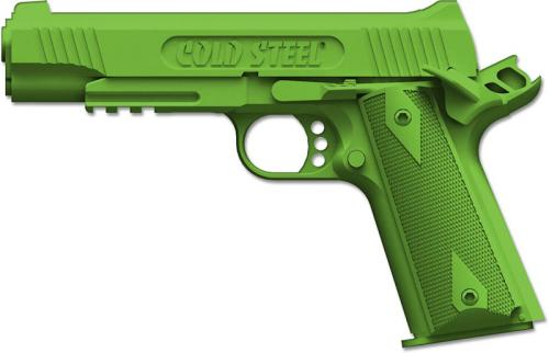 Cold Steel 1911 Training Pistol, Hammer Back, CS-92RGC11C