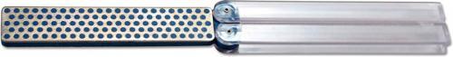 DMT Knife Sharpener: DMT Diafold Diamond Knife Sharpener, Coarse, DMT-FWC