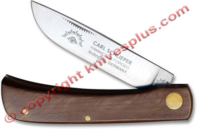 Eye Brand Knives: Eye Brand Sod Buster Jr Knife, Wood Handle, EB-99JR