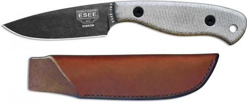 ESEE Knives ESEE-JG3-BO Camp-Lore James Gibson Bushcraft Knife