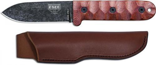 ESEE Knives ESEE-PR4-BO Camp-Lore Patrick Rollins Bushcraft Knife