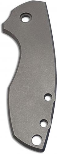 Flytanium Custom Titanium Scale for CRKT Pilar 5311 Knife - Stonewash Finish