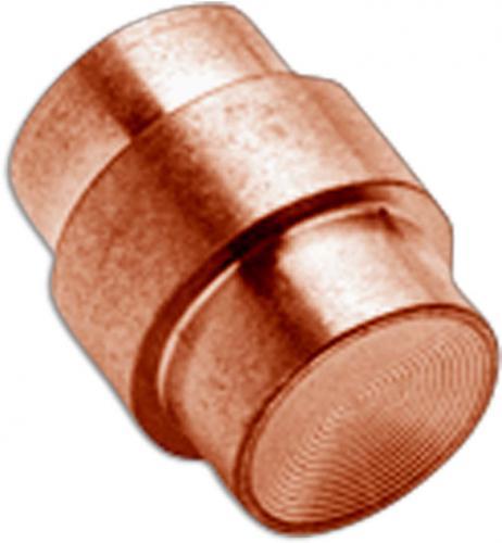 Flytanium Custom Copper Spiral Lanyard Hole Stopper for Spyderco Para Military 2 or Para 3 Knife - Stonewash