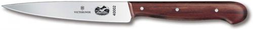 Forschner Steak Knife, Rosewood Sharp Tip, FO-40002