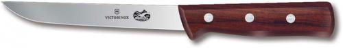 Forschner Boning Knife, 6 Inch Extra Wide Stiff Rosewood, FO-40010
