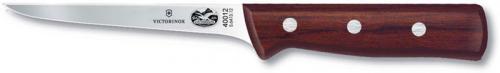 Forschner Boning Knife, 5 Inch Stiff Rosewood, FO-40012