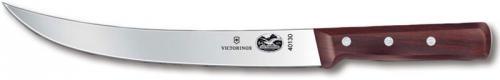 Forschner Knives: Forschner Breaking Knife, Rosewood Handle 10