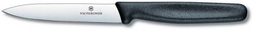 Forschner Paring Knife, 4 Inch Large Black Nylon, FO-40501