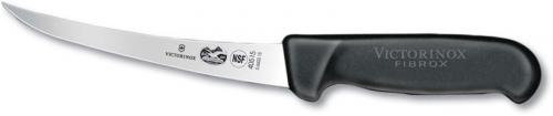 Forschner Boning Knife, 6 Inch Curved Semi Stiff Fibrox, FO-40515