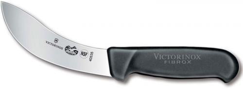 Forschner Skinner Knife, 5 Inch Curved Fibrox, FO-40535