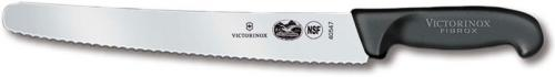 Forschner Knives: Forschner Bread Knife, Fibrox Handle 10 1/4