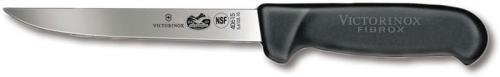 Forschner Boning Knife, 6 Inch Wide Stiff Fibrox, FO-40615