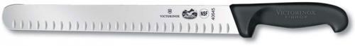 Forschner Slicer Knife, 12 Inch Granton Fibrox, FO-40645