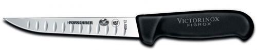 Forschner Boning Knife, Granton Edge Fibrox Handle, FO-40812