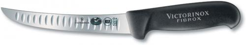 Forschner Boning Knife, Granton Edge Fibrox Handle, FO-42610