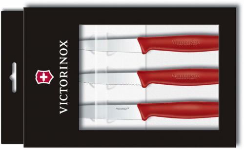 Forschner Knives: Forschner Four Piece Utility Knife Set, FO-46551