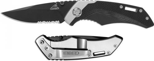 Gerber Contrast, Part Serrated, GB-259