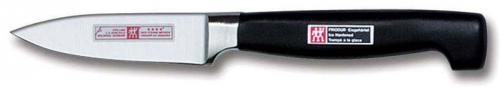 Henckels Four Star Paring Knife, 3 Inch, HE-70083