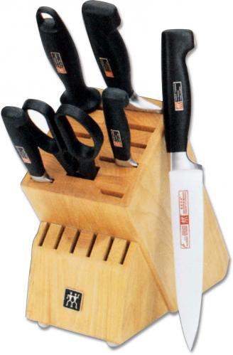 Henckels Four Star Block Set, 7 Piece, HE-97000
