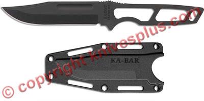 KABAR Neck Knife, KA-1117