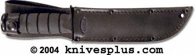 KA-BAR Knives: KABAR Leather KA-BAR USA Marked Replacement Sheath, KA-1211S