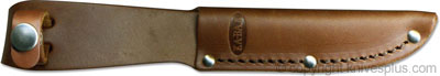 KA-BAR Knives: KABAR Leather Little Finn Replacement Sheath, KA-1226S