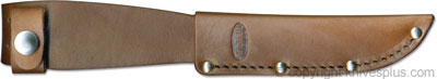KA-BAR Knives: KABAR Leather Hunter Replacement Sheath, KA-1232S