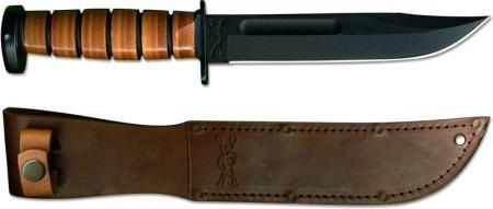 KABAR Dog's Head Utility Knife, KA-1317