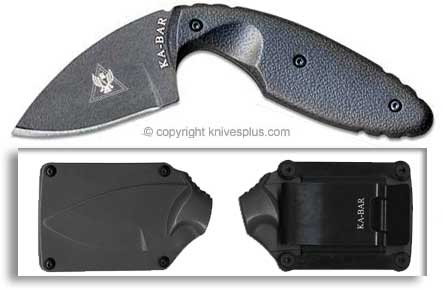 KA-BAR Knives: KABAR TDI Law Enforcement Knife, KA-1480