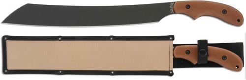 KABAR Adventure Parangatang Knife, KA-5603