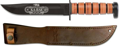 KABAR 9193 Dog's Head 120th Anniversary Commemorative Knife USA Made